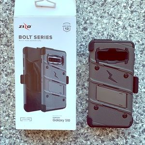 COPY - Zizo Bolt Series case for Galaxy S10
